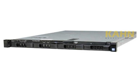 Refurbished R430 4 Bay Server