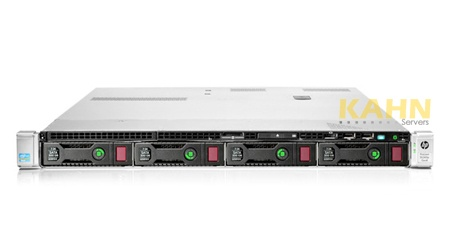 "Refurbished HP DL360p G8 4 x 3.5"" Server"