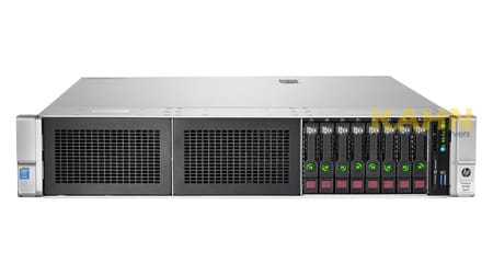 "Refurbished HP DL380 G9 8 x 2.5"" Server"