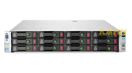"Refurbished HP DL380e G8 12 x 3.5"" Server"