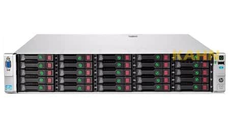 "Refurbished HP DL380e G8 25 x 2.5"" Server"