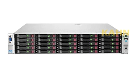 "Refurbished HP DL380p G8 25 x 2.5"" Server"