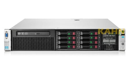 "Refurbished HP DL380p G8 8 x 2.5"" Server"
