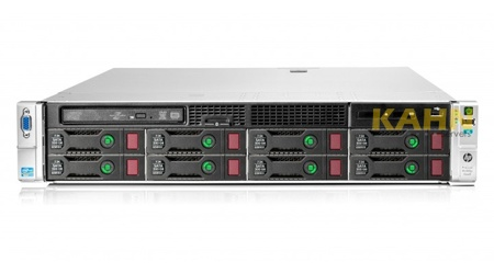"Refurbished HP DL380p G8 8 x 3.5"" Server"