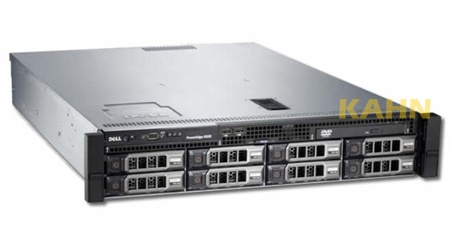 "Refurbished Dell R520 8 x 3.5"" Server"