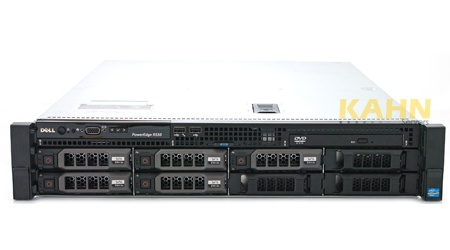 "Refurbished Dell R530 8 x 3.5"" Server"