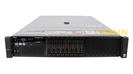 "Refurbished Dell R820 8 x 2.5"" Server"